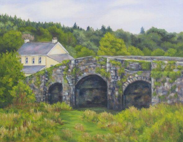 Ballinaclash Bridge, Wicklow 2013