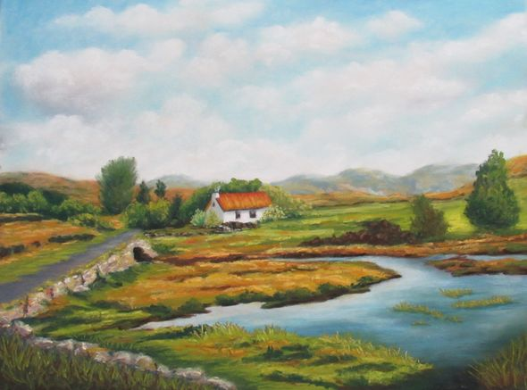 Cottage in Donegal