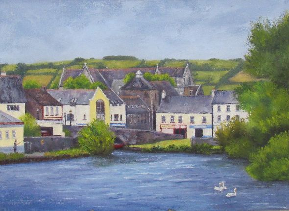 A View From the River (Graiguecullen)