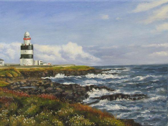 Hook Lighthouse as Evening Falls