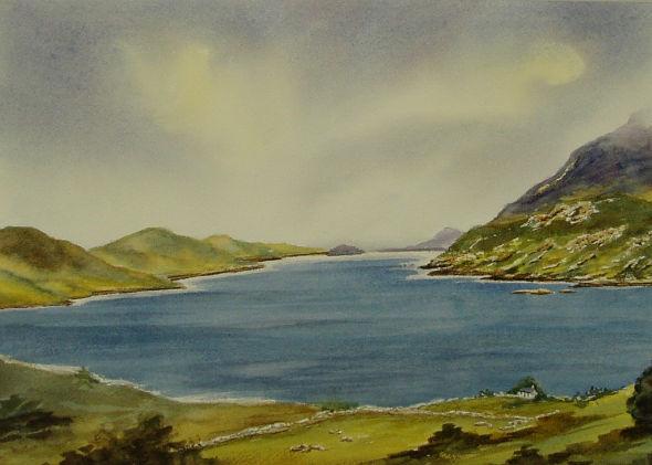 Killary Harbour, Connemara