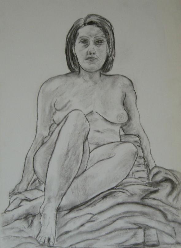 Nude Study I.