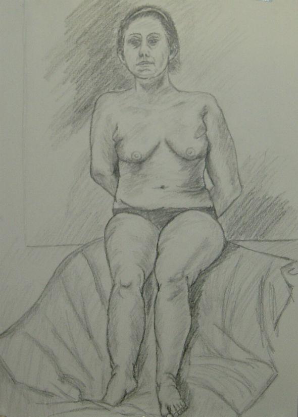 Nude Study III.