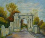 Oak Park Gates Carlow