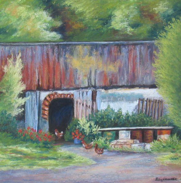 Old Farmyard