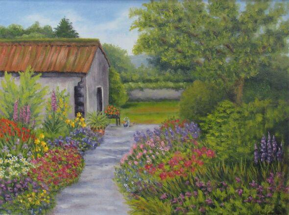 Summer Garden Russbrough
