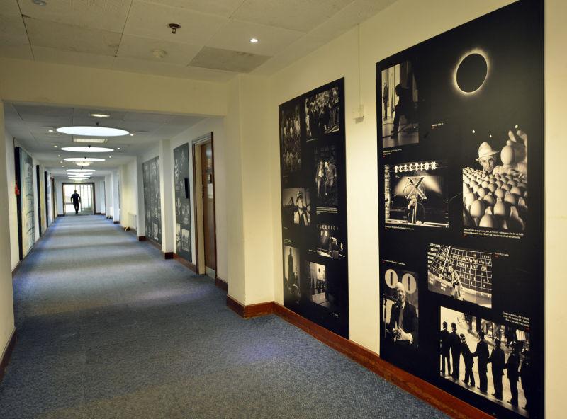 BBC TV Centre 2004-2012
