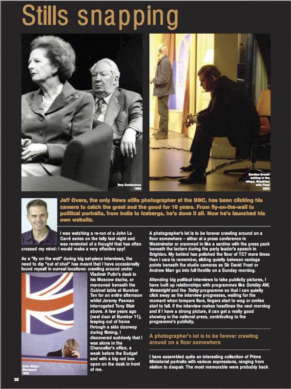 The News Magazine<br> September 2006
