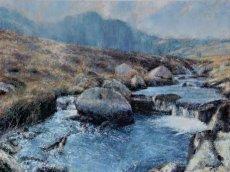 Afon Eigiau below Craig yr Ysfa