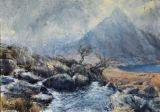 Afon Lloer: Tryfan