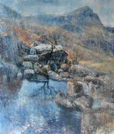 Foel Goch Thorn Boulder