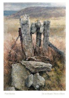 Post Stones