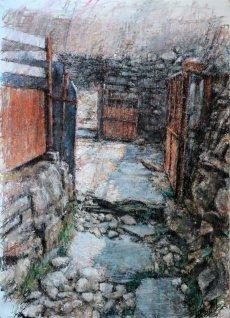 Entrance to the sheepfold