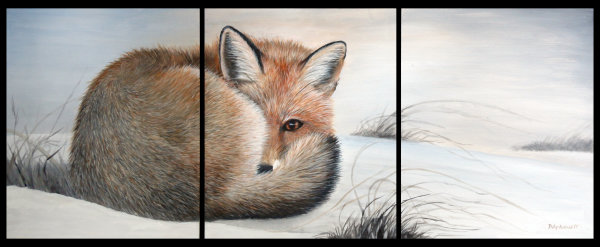 Fox Triptych