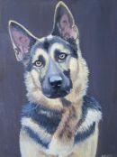 Pet portrait from photo, Milton Keynes