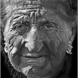 Old Gypsy Lady