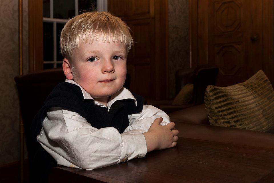 Young Aristocrat