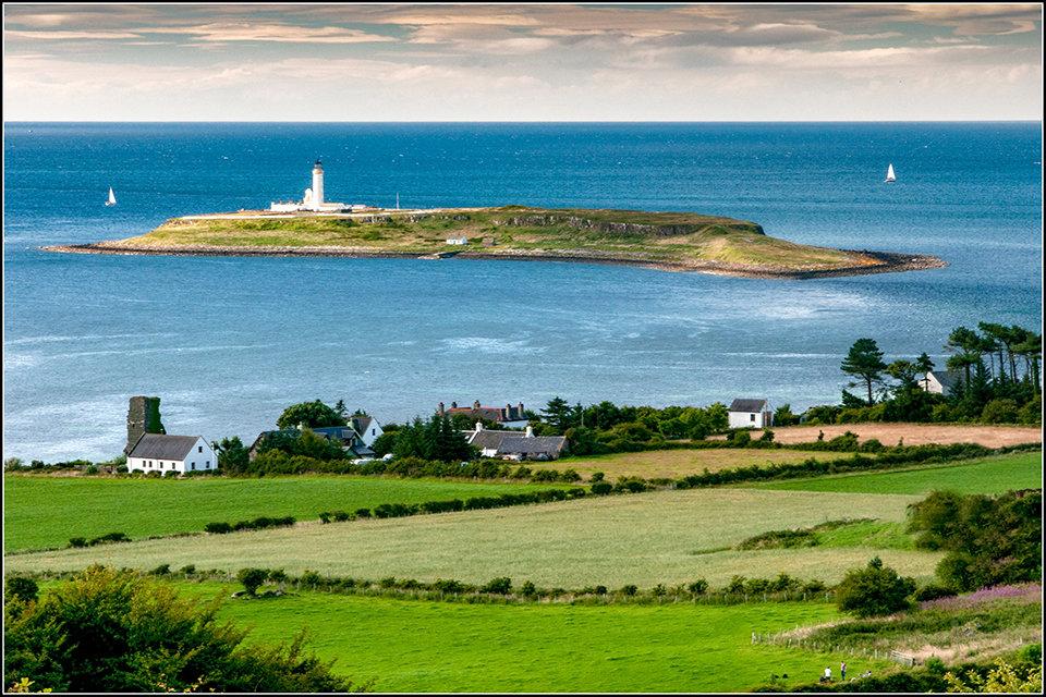 Pladda Island