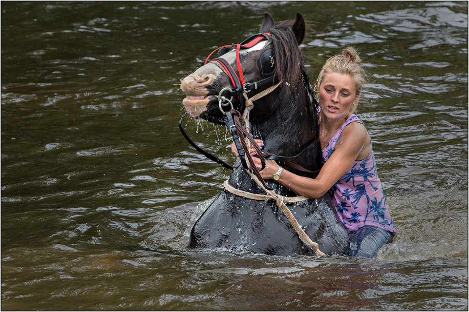 A Day at Appleby Horse Fair