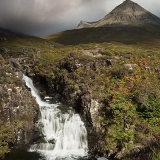 Clearing Rain, Greadaidh Falls