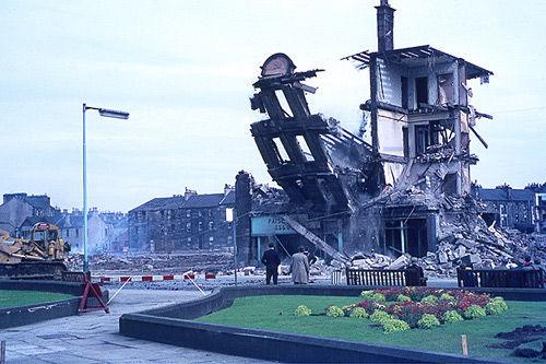 Cotton Street Demolition