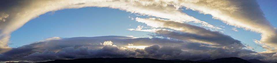 Cowal Skyscape