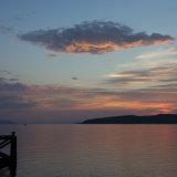Sunset from Portencross
