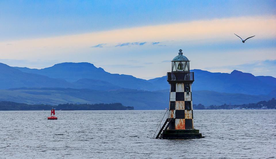 Port Glasgow Twilight