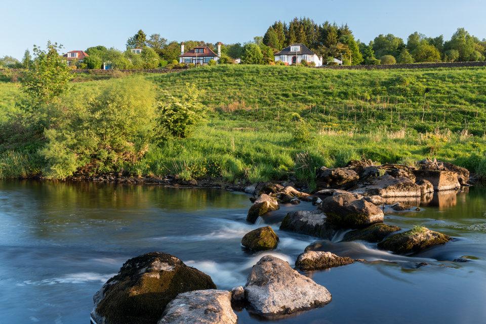 River Gryffe, Bridge of Weir