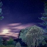 Slow Shutter Speed - Galloway Night Sky