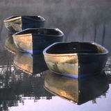Three Boats