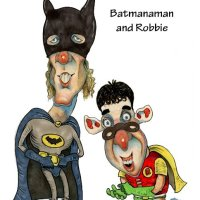 Batmanaman and Robbie