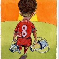 Gerrard Last Kop