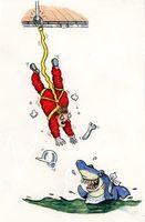 Oil Rig Safety Cartoon
