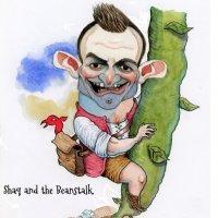 Shaq and the Beanstalk