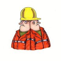Sharing PPE Cartoon