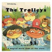 Trolleys Illustration