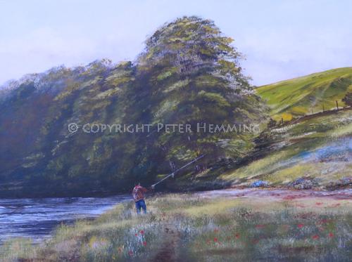 Gone Fishing, Kepier Wood, Durham