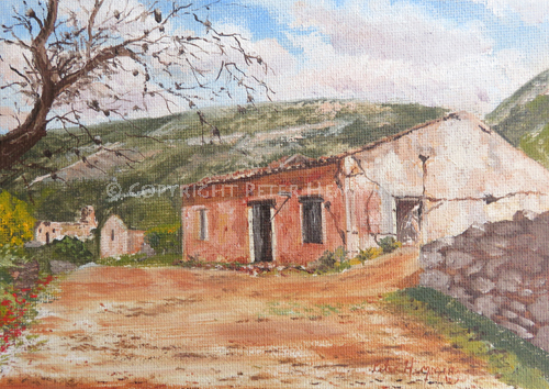 Old Valsamata, Kefalonia