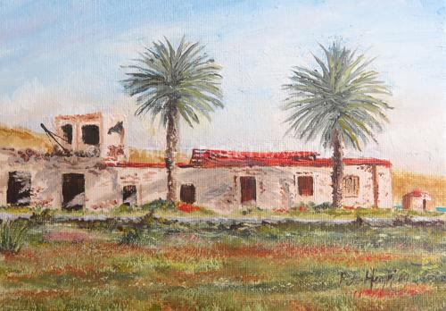 Old Jail, Livadi, Kefalonia