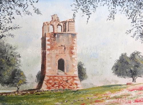 Agrillion Monastery, Kefalonia