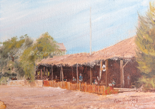 Spiaggia Taverna, Vatsa Bay, Kefalonia