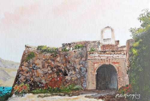 Assos Castle, Kefalonia