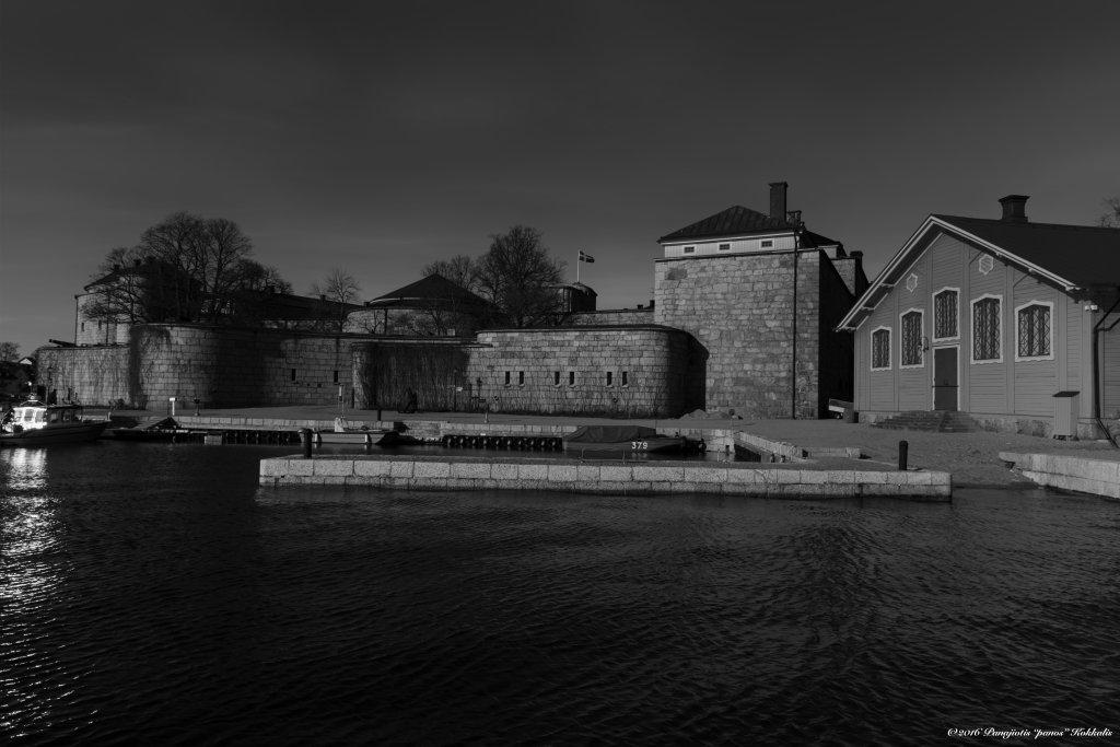 Waxholms Kastell/Vaxholm Fortress