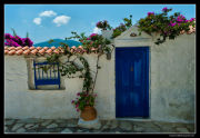 Door in Skopelos