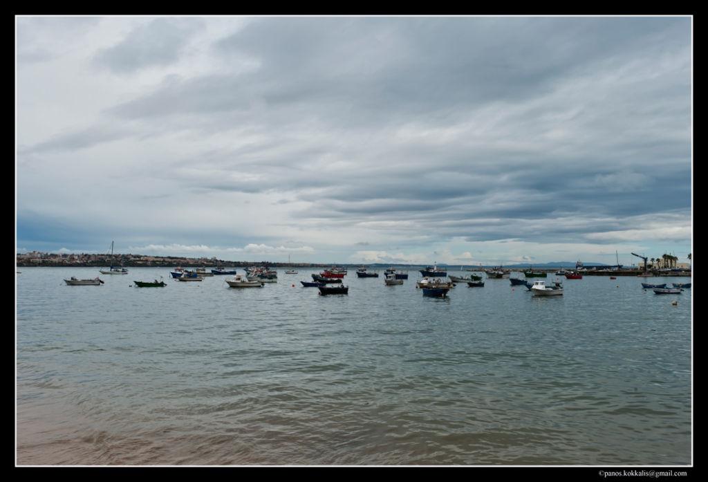 Fishboats Cascais