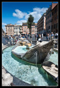 Fontana Barcaccia