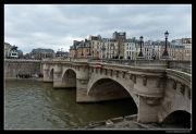 Paris Siene Bridge
