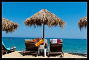 Skiathos beach