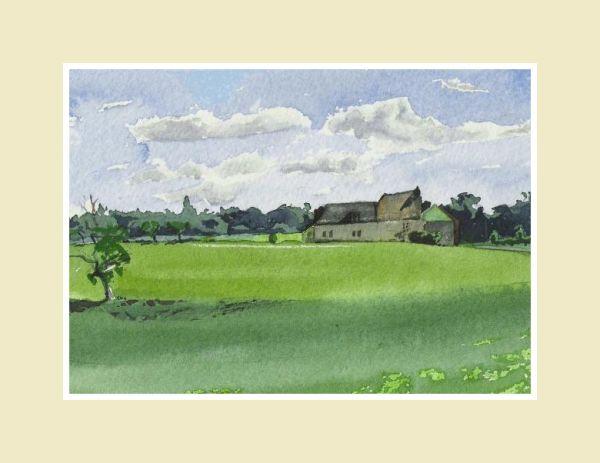 Farmhouse near Cenac, Dordogne